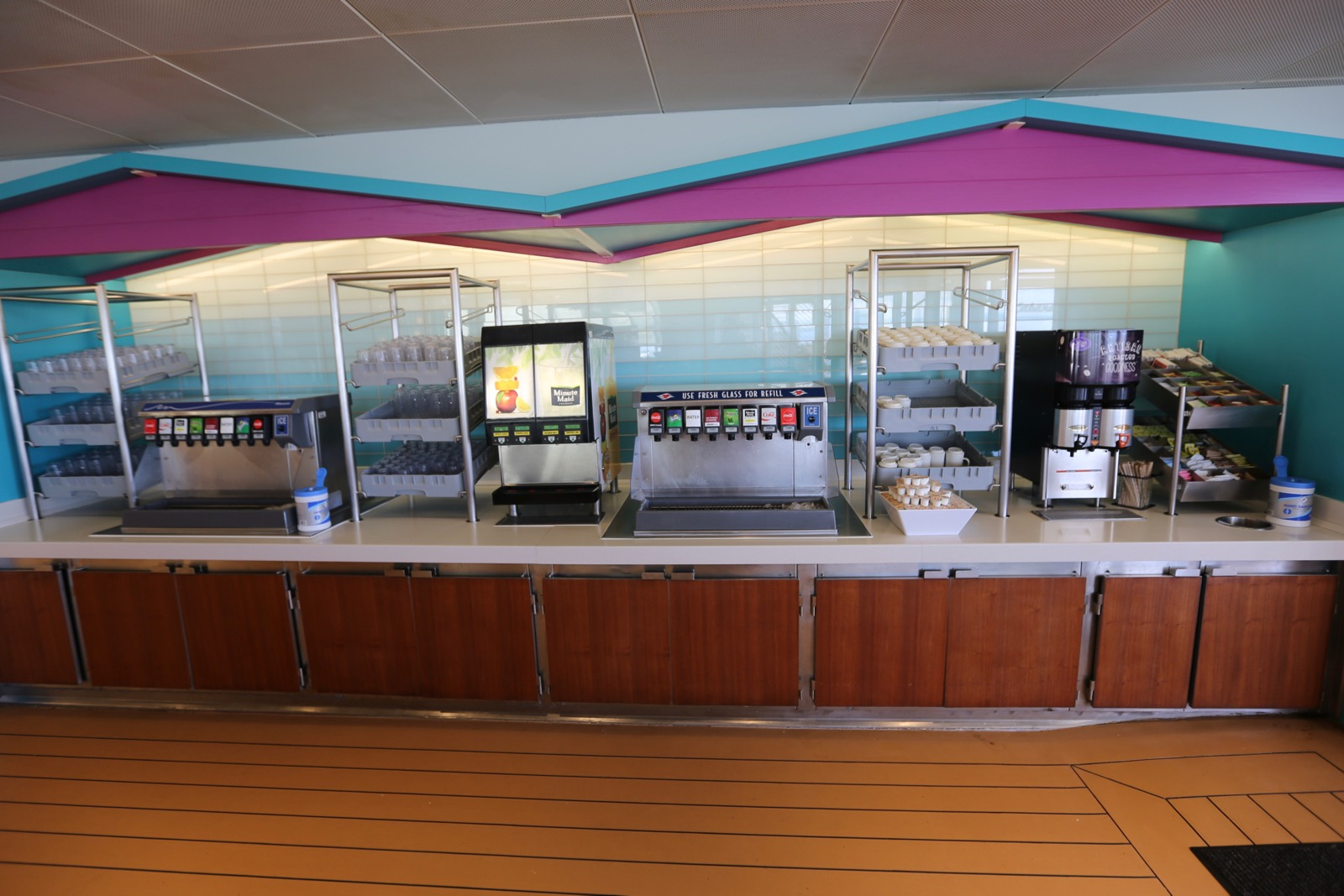 Free Food And Drink Tips & Tricks On Disney Cruise Line