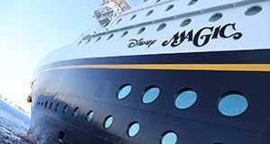 Disney Magic to Sail Out of Miami this Fall
